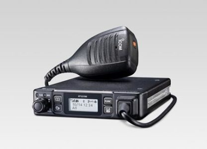 Icom IP501M LTE/PoC Mobile Radio For Vehicles Or Base Operation